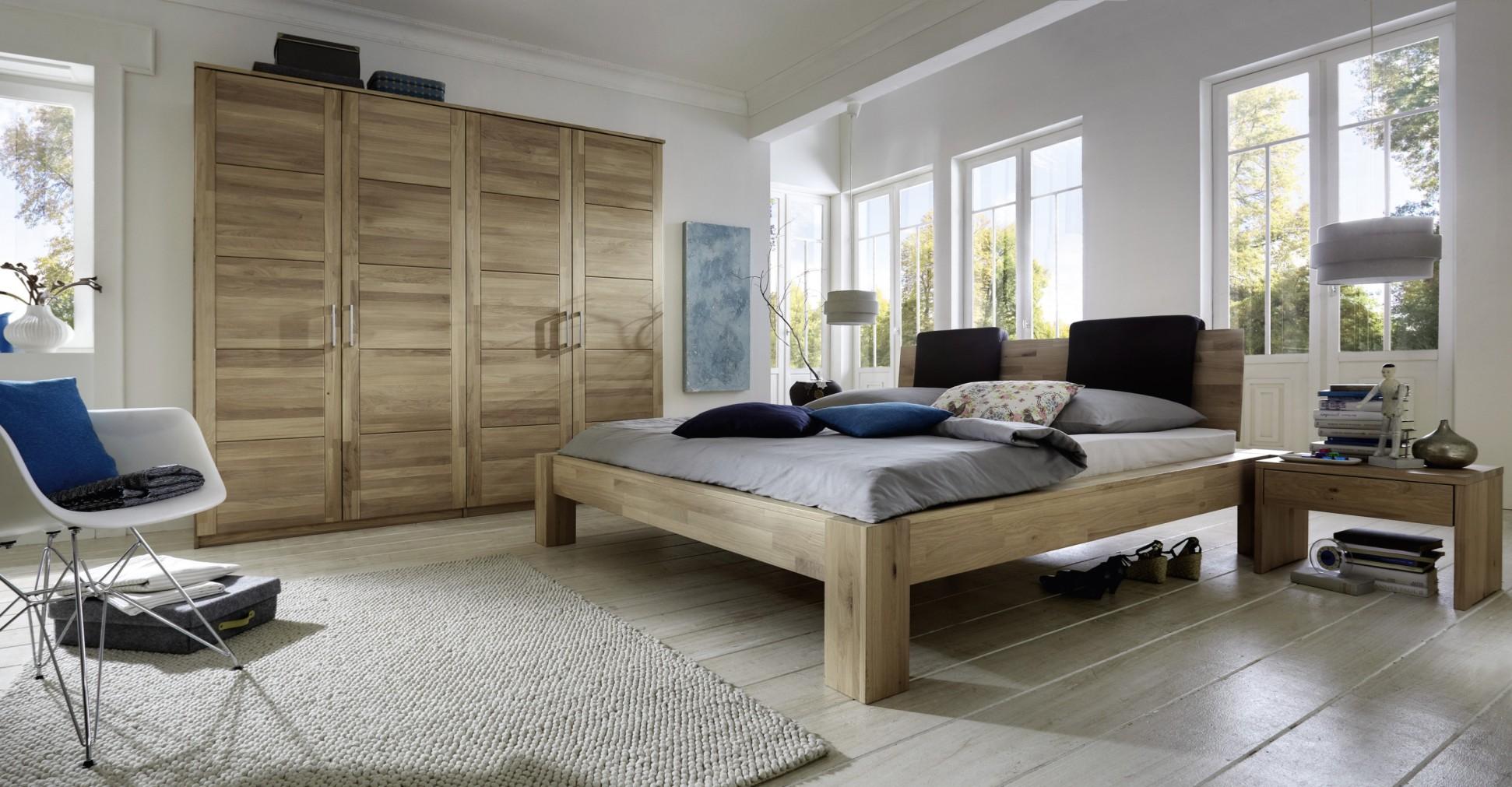Germanflexdiewohnidee naturbelassene massivholz schlafzimmer zu ...
